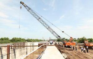 Đảm bảo tiến độ xây dựng dự án Âu Kim Đài