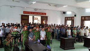 Phú Yên: Tuyên án 63 bị cáo đánh bạc và tổ chức đánh bạc