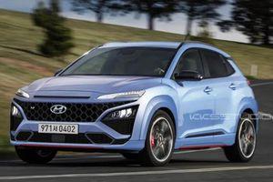 Hyundai Kona phiên bản thể thao sẽ có công suất tới 275 mã lực