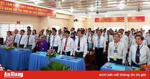 Đồng chí Phạm Minh Hiền tái đắc cử Bí thư Đảng ủy thị trấn Ba Chúc