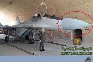 Máy bay Israel có đối thủ nặng ký tại Syria