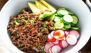 Mẹ đảm học làm ngay món thịt bò băm kiểu Hàn ngon tuyệt, cả nhà ai cũng thích