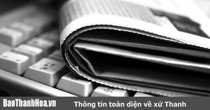 Tặng Bằng khen cho 15 cá nhân trong hoạt động báo chí