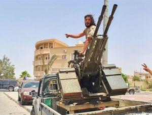 Phe ông Haftar làm chậm đà tiến quân của lực lượng Tripoli