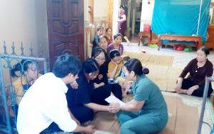 Nỗ lực tìm kiếm bốn ngư dân Thanh Hóa mất tích