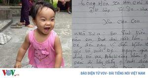 Bé gái xinh xắn bị mẹ bỏ ở chùa để 'đi lấy chồng': Ở chùa, bé có ăn chay?