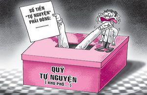 Hà Nội: Tiền cứu trợ cho dân chưa tới tay, phường vẫn 'vô cảm' thu đủ các loại quỹ tự nguyện