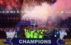 Thái Lan hoãn Giải bóng đá King's Cup năm 2020, tháng 9 tuyển Việt Nam hội quân