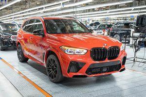 BMW cán mốc 5 triệu xe được sản xuất tại Mỹ
