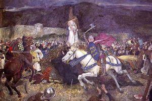 Những cuộc chiến tranh đoạt tình yêu kinh hoàng trong lịch sử