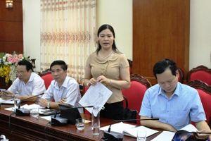 Huyện Phú Xuyên: Đảm bảo chính sách hỗ trợ người dân gặp khó khăn do đại dịch Covid-19