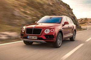 6.000 siêu xe SUV Bentley Bentayga bị triệu hồi do nguy cơ bốc cháy