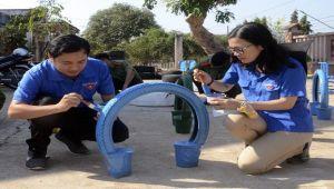 350 đơn vị tham gia chiến dịch Thanh niên tình nguyện hè 2020 của Bà Rịa - Vũng Tàu