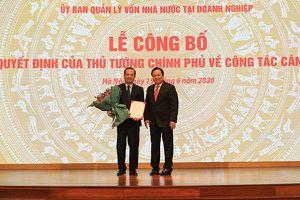 Ông Phạm Đức Long làm Chủ tịch Tập đoàn VNPT
