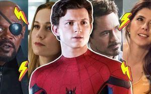 Những nhân vật biết danh tính của Spider-Man trước cú twist ở cuối Far From Home