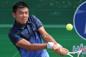 Lý Hoàng Nam thắng nhanh trận ra quân tại VTF Masters 500