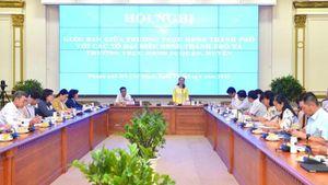 HĐND TPHCM giám sát việc thực hiện Khu đô thị mới Thủ Thiêm