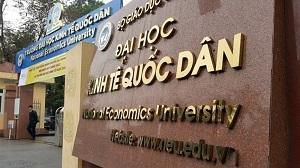 Công bố phương thức xét tuyển của trường ĐH Kinh tế quốc dân