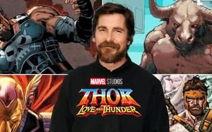 Thor Love & Thunder: Nếu 'cựu Batman' gia nhập MCU, anh có thể đóng vai gì?