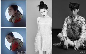 Địch Lệ Nhiệt Ba, Triệu Lộ Tư, Đinh Vũ Hề lên các tạp chí ấn bản mới nhất: Xuýt xoa với vẻ đẹp hoàn mỹ