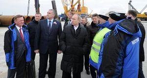 Hệ thống ngụy trang điện tử của Tổng thống Nga?