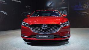 Khám phá New Mazda6 động cơ 2.5L vừa ra mắt