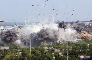 'Ngoại giao tiếng nổ' của Triều Tiên