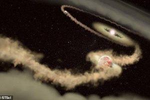 Sự ra đời kỳ lạ của hành tinh mang 'thế giới thứ hai'