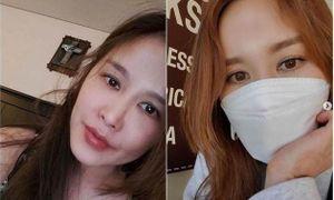 Nữ idol K-Pop đời đầu không thể đeo được khẩu trang vì phẫu thuật thẩm mỹ quá nhiều
