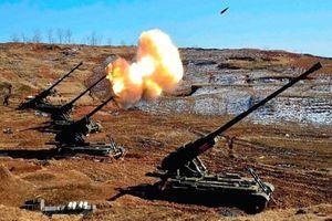 Điểm danh vũ khí hạng nặng Triều Tiên sẵn sàng nã vào Hàn Quốc
