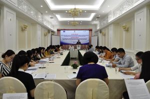 Tập trung tuyên truyền pháp luật cho phụ nữ và trẻ em