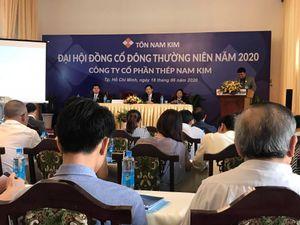 Thép Nam Kim: Dòng tiền kinh doanh âm hơn 800 tỷ, sản lượng thép quý 2 ước giảm 15%