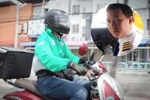 Chia sẻ của phi công Thái Lan tạm thời đi giao hàng vì dịch Covid-19
