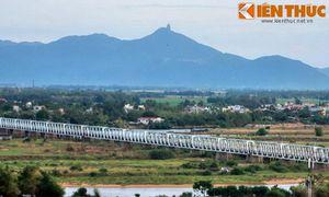 Điều bất ngờ về cây cầu dài nhất miền Trung, thứ nhì VN xưa
