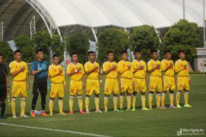 VCK U19 Quốc gia 2020: SLNA thua ngược Bình Dương trận ra quân