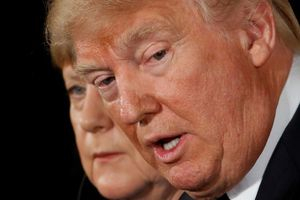 Liệu Tổng thống Mỹ Trump có rút nổi quân khỏi Đức?