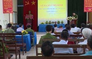 Bắc Ninh: Ra mắt mô hình 'Chủ nhà trọ tự quản về ANTT'