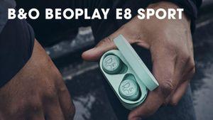 B&O ra mắt Beoplay E8 bản thể thao, hỗ trợ tập luyện cường độ cao