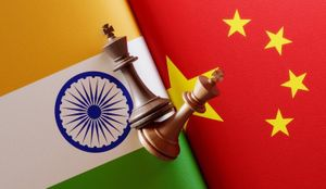 Khác với Mỹ, Nga âm thầm giúp 'hạ nhiệt' căng thẳng Ấn-Trung