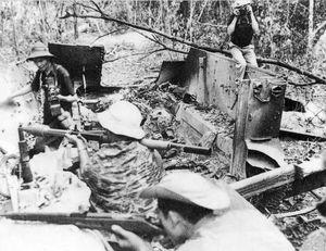 Thời 'tay bút, tay súng' của phóng viên Thông tấn: Gan dạ chiến đấu