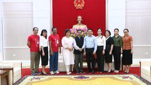 Chủ tịch UBND tỉnh tiếp xã giao Đại sứ Ấn Độ tại Việt Nam