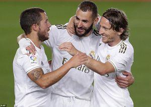 Sociedad - Real Madrid: Cơ hội vàng của 'Kền kền trắng'