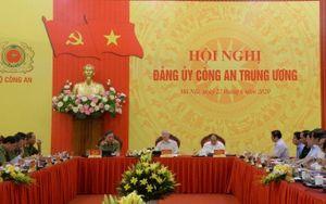 Hội nghị cho ý kiến vào dự thảo Báo cáo chính trị của Đảng bộ Công an T.Ư