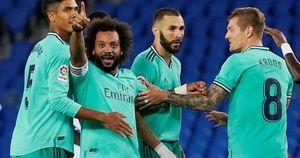'Người hùng giấu mặt' ra tay, Real Madrid soán ngôi đầu La Liga