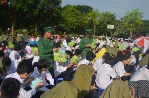 Tuyên truyền, phổ biến pháp luật cho gần 1.000 học sinh Hải Phòng
