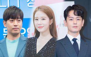 Yoo In Na lấy 2 chồng, cưới cả Eric Mun lẫn Im Joo Hwan trong drama hài mới