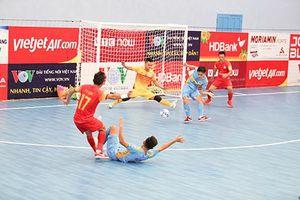 Sanvinest Sanatech Khánh Hòa giành 1 điểm, Thái Sơn Bắc có trận thắng thứ 2 liên tiếp