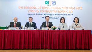 Đại hội đồng cổ đông CEO Group: Đẩy mạnh bất động sản đô thị