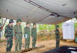 Coi trọng giáo dục toàn diện, nâng cao chất lượng đào tạo cán bộ quân sự cơ sở