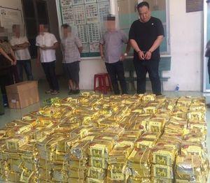 Truy tố 2 người Đài Loan vận chuyển hơn 600 kg ma túy